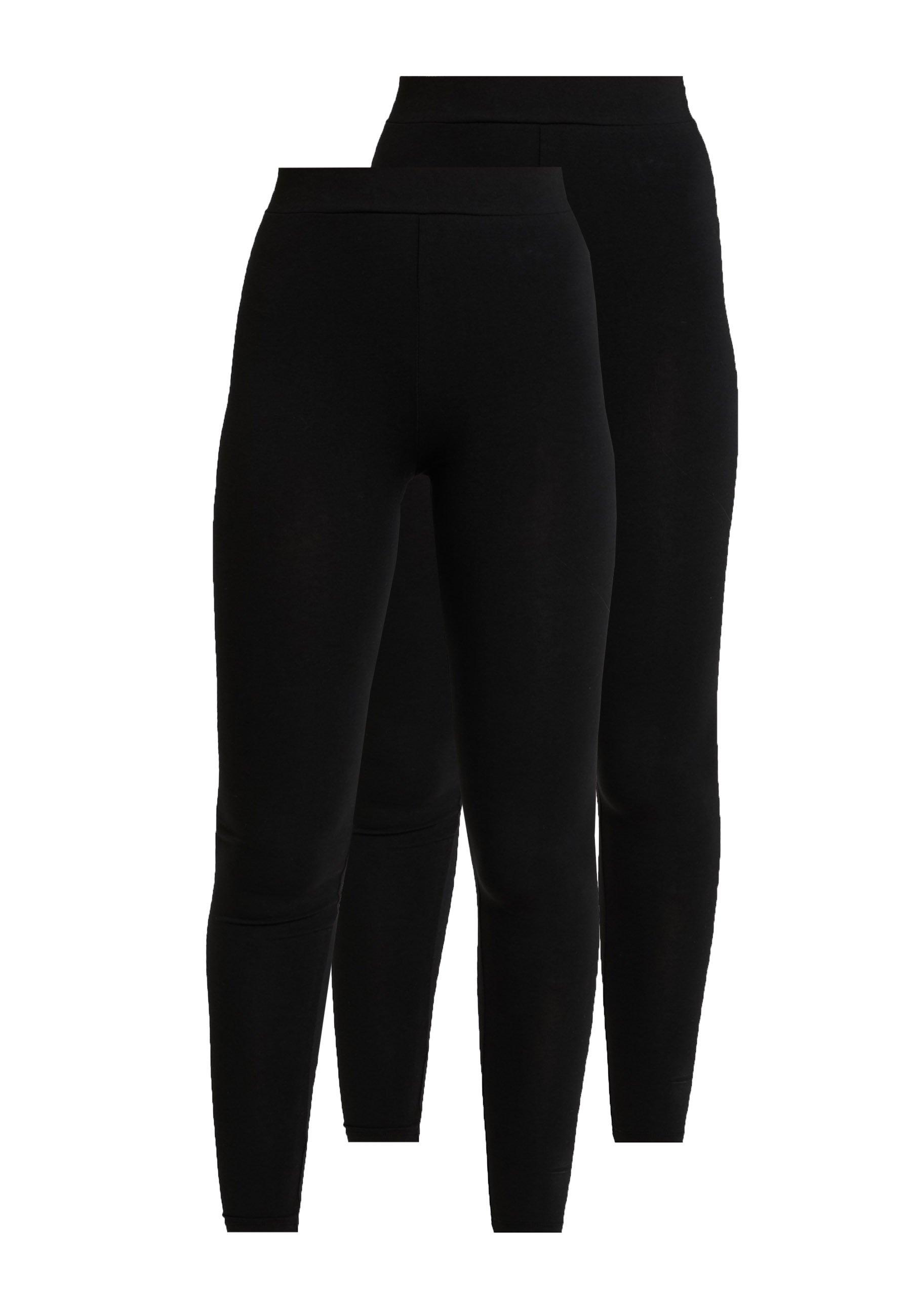 Damen ONLLIVE LOVE NEW 2 PACK - Leggings - Hosen