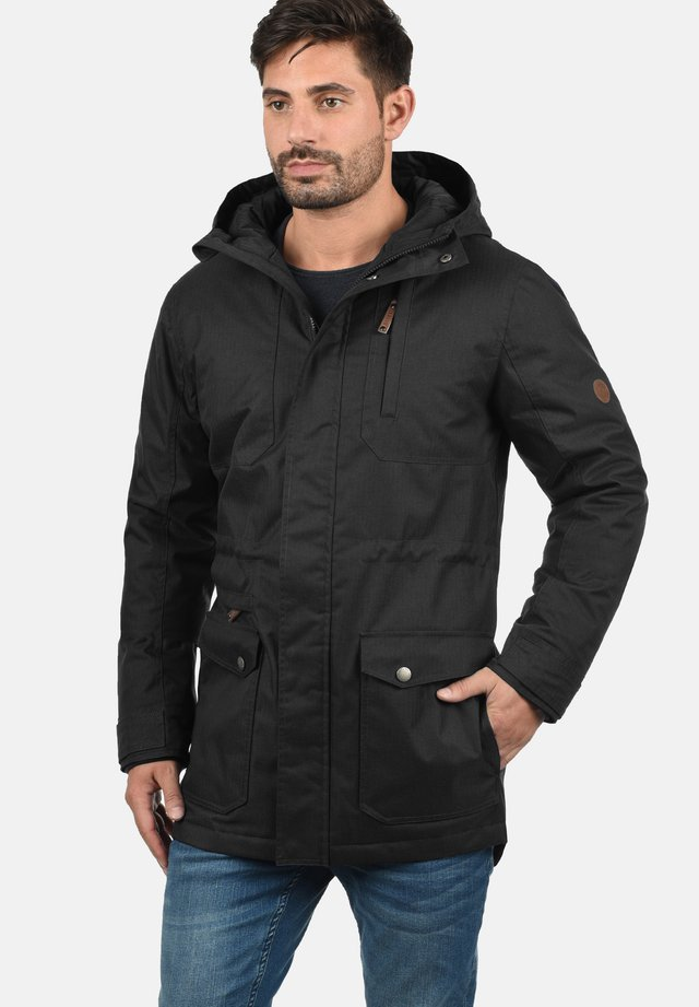WINTERJACKE BELLO LONG - Parka - black