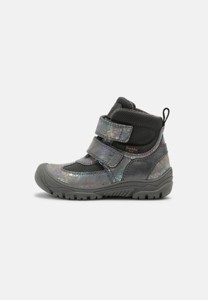 LINZ TEX - Classic ankle boots - grey/silver