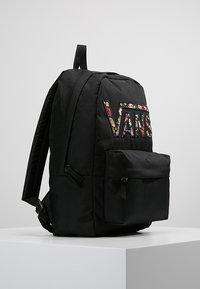 Vans - REALM FLYING BACKPACK - Rucksack - black - 3
