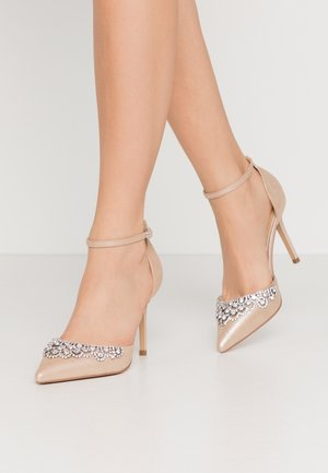 LUCILLE - High heels - metallic