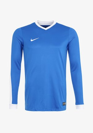 Bluzka z długim rękawem - royal blue / white