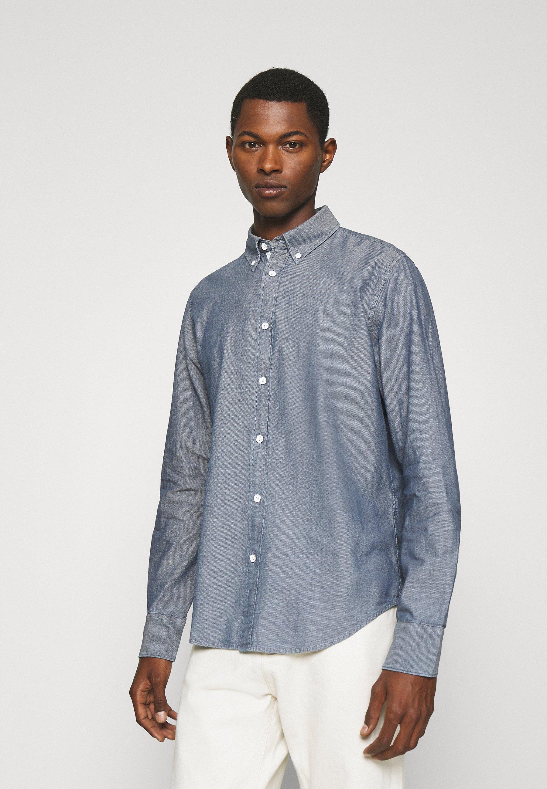 Uomo TOMLIN DOBBY SHIRT - Camicia