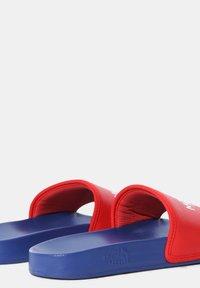 The North Face - Badsandaler - tnf blue/horizon red - 1