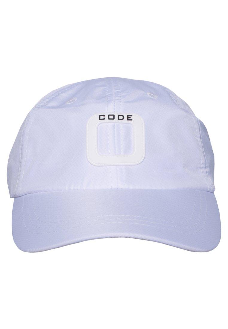 CODE | ZERO - TRIM CAP MIT KLETTVERSCHLUSS - Cappellino - snow white