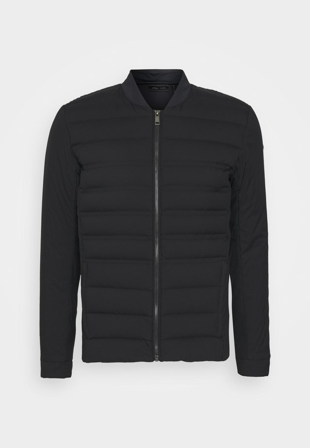 MEN INSULATION COMMUTING JACKET - Gewatteerde jas - black