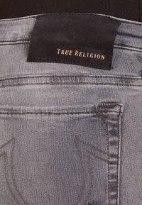 True Religion - NEW HALLE SUPERSTRETCH - Skinny džíny - grey denim - 3