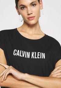 Calvin Klein Swimwear - INTENSE POWER - Nightie - black - 5