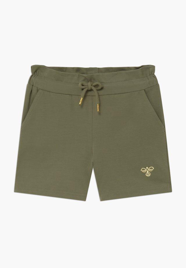 ARLINDA - Sports shorts - deep lichen green