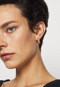 Versace - UNISEX - Earrings - gold-coloured - 0