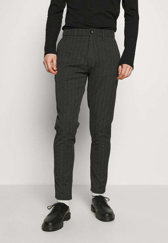 UGGE - Pantalon classique - dark grey