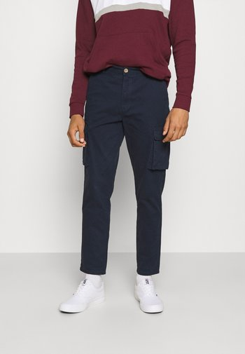 PANT - Cargo trousers - navy