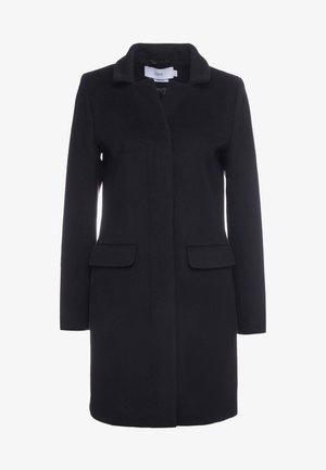 PORI - Classic coat - black