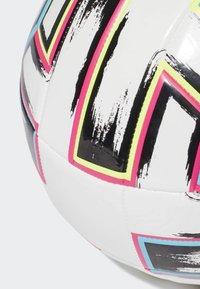 adidas Performance - UNIFO TRAINING EURO CUP - Bollar - white - 2