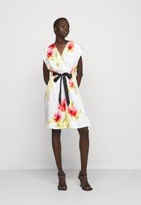 DKNY - Day dress - ivory/multi - 1