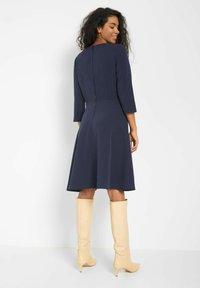 ORSAY - Jumper dress - nachtblau - 1