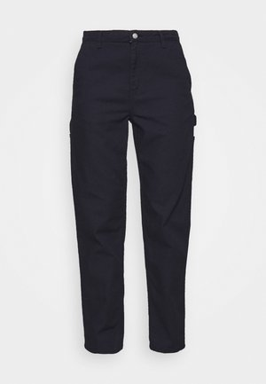 PIERCE PANT - Stoffhose - dark navy
