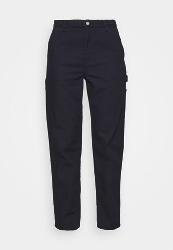 PIERCE PANT - Trousers - dark navy
