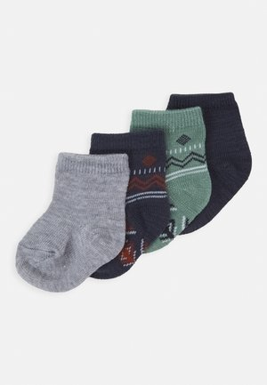 NBMWAK SOCK  4 PACK - Socks - ombre blue