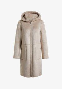 Oui - Classic coat - humus - 6