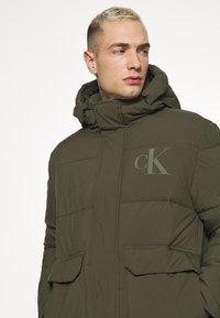 Calvin Klein Jeans - ECO JACKET - Winter jacket - deep depths - 3