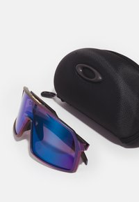 Oakley - SUTRO UNISEX - Gafas de deporte - green/purple shift - 3