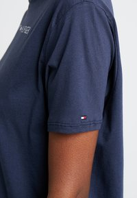 Tommy Hilfiger - DRESS HALF SLEEVE - Nightie - navy blazer - 5
