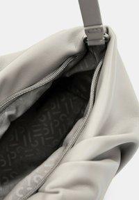 Esprit - RUTH - Handbag - light grey - 4