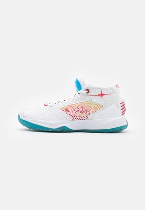 X KAWHI JOLLY RANCHER - Basketball shoes - white