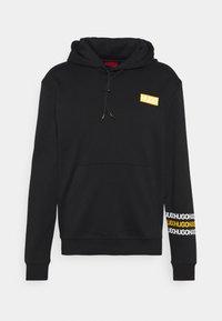 HUGO - DOZZI - Sweatshirt - black - 0