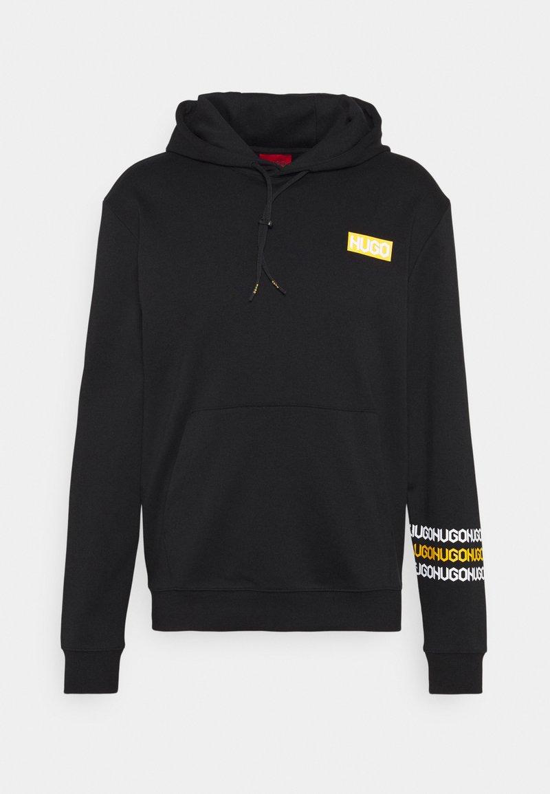 HUGO - DOZZI - Sweatshirt - black