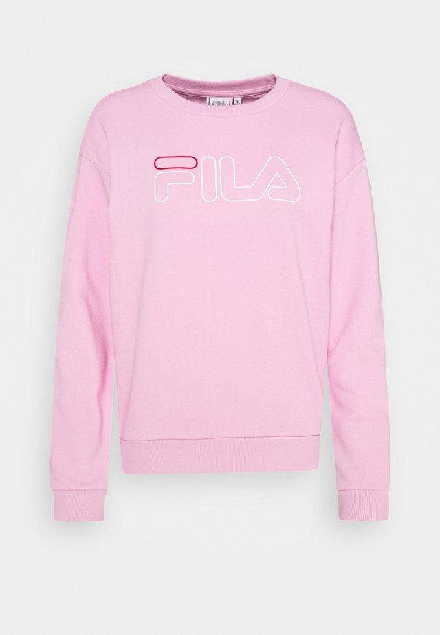 LARA - Sweatshirt - pink