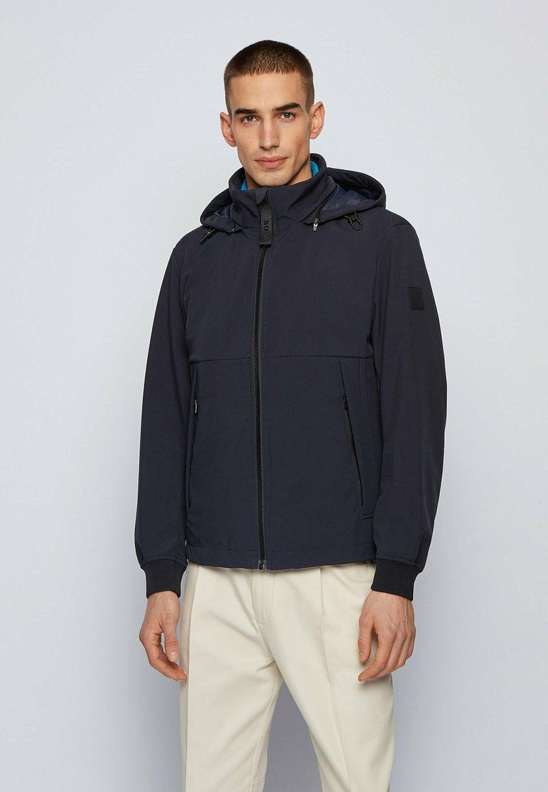 BOSS - Light jacket - dark blue