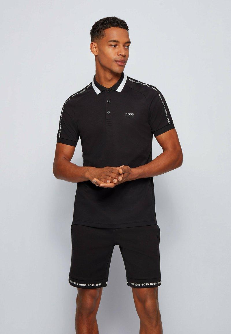 BOSS - PAULE  - Polo shirt - black