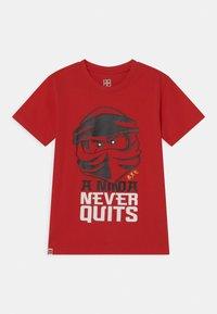 LEGO Wear - Print T-shirt - red - 0