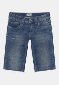 Pepe Jeans - TRACKER - Short en jean - blue denim - 2