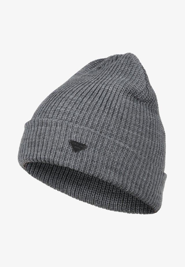 CHUVA - Beanie - grey denim