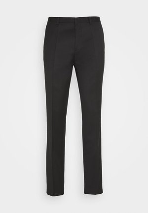 HARTLEY - Suit trousers - black