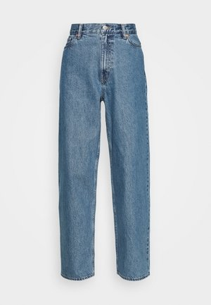 RAIL  - Jeansy Relaxed Fit - wash 90's blue