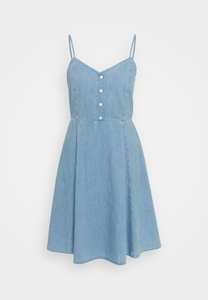 Vestido vaquero - light blue