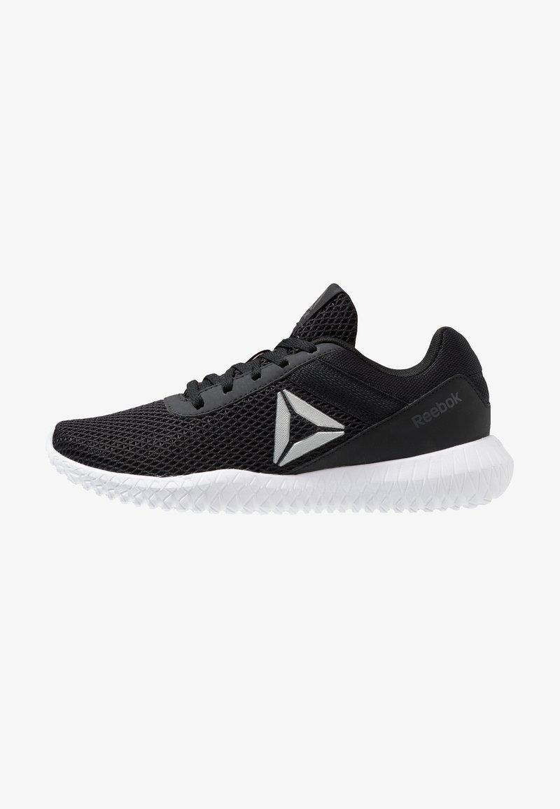 Reebok - FLEXAGON ENERGY TR - Zapatillas de entrenamiento - black/true grey/silver metallic