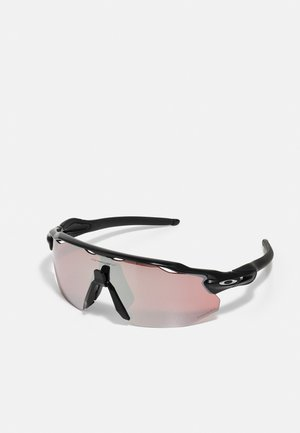 RADAR ADVANCER UNISEX - Sports glasses - polished black