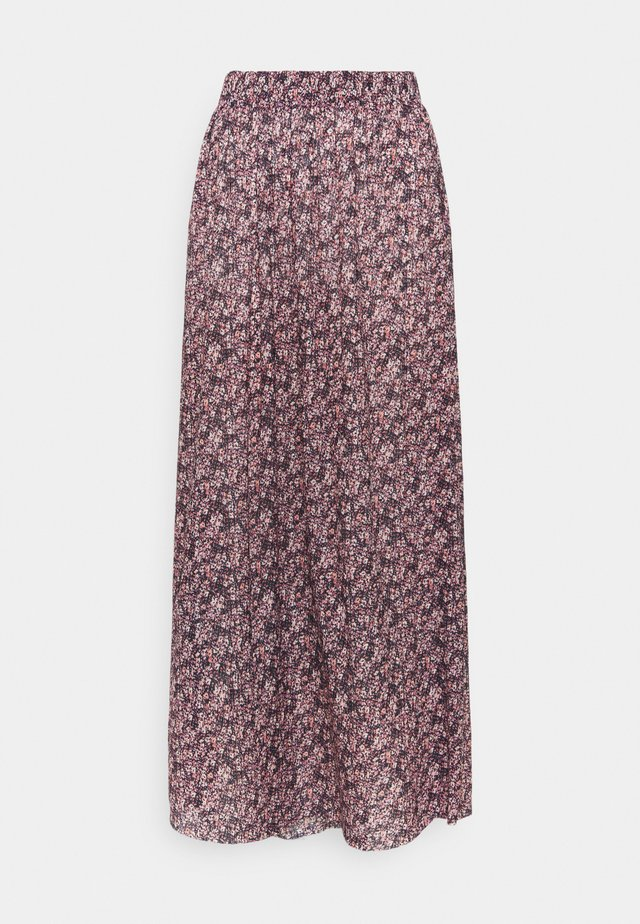 PCGWENA MIDI SKIRT - Jupe trapèze - winsome orchid/artsy flowers