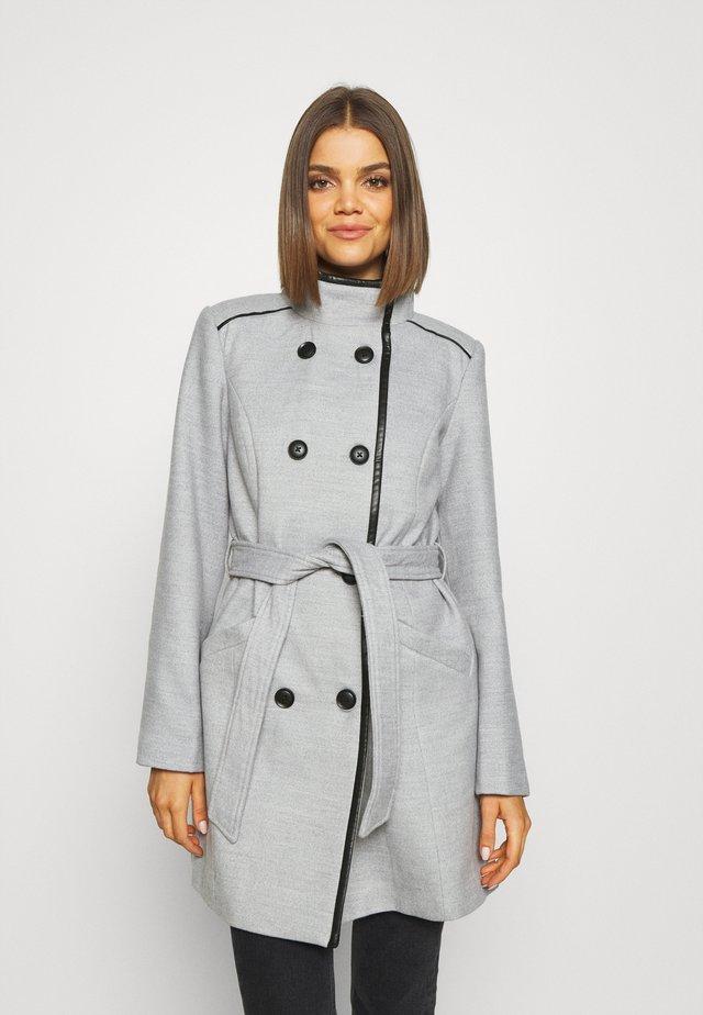 VMCALAVERONICA  - Zimní kabát - light grey melange