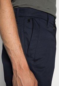G-Star - BRONSON STRAIGHT - Shorts - mazarine blue - 4