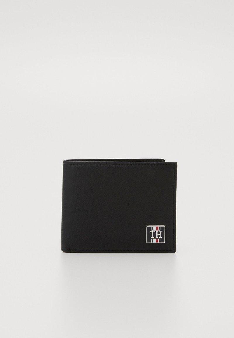 Tommy Hilfiger - SOLID WALLET - Wallet - black