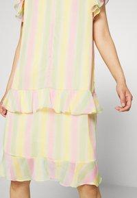 HOSBJERG - STINA DRESS - Denní šaty - multi-coloured - 5