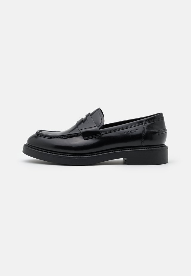 ALEX  - Mocassins - black