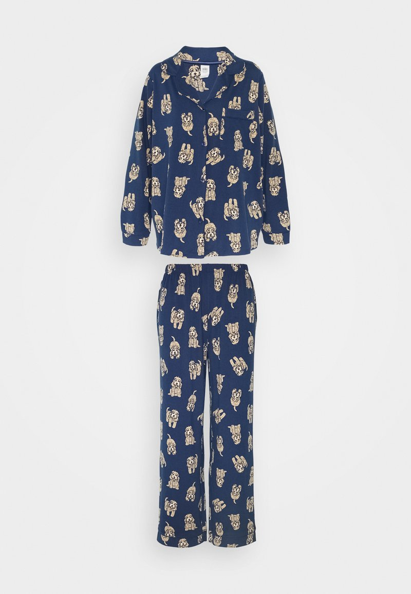Chelsea Peers - SET - Pyjama set - navy