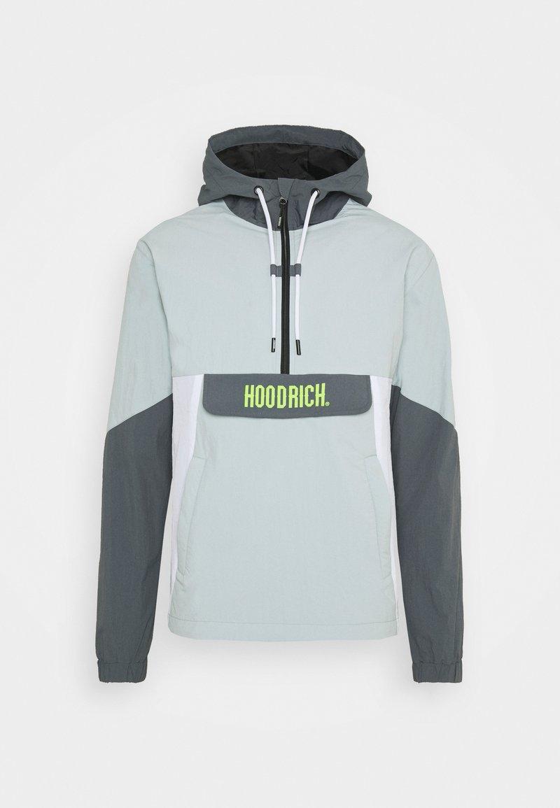 Hoodrich - Summer jacket - grey/lime